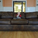 Big couch