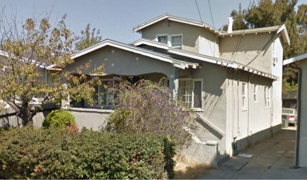 Oakland house