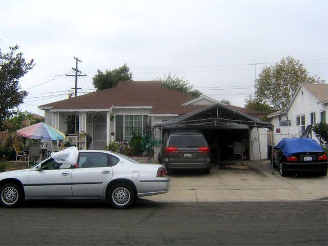 San Diego house