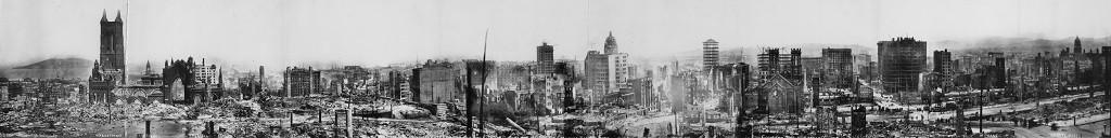 San Francisco 1906 earthquake