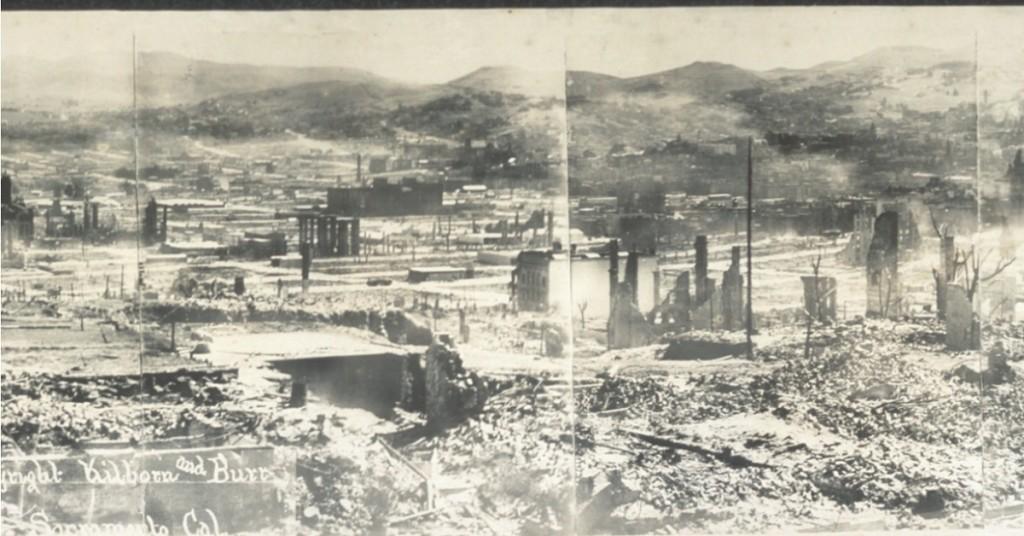 San Francisco 1906 earthquake damage 6