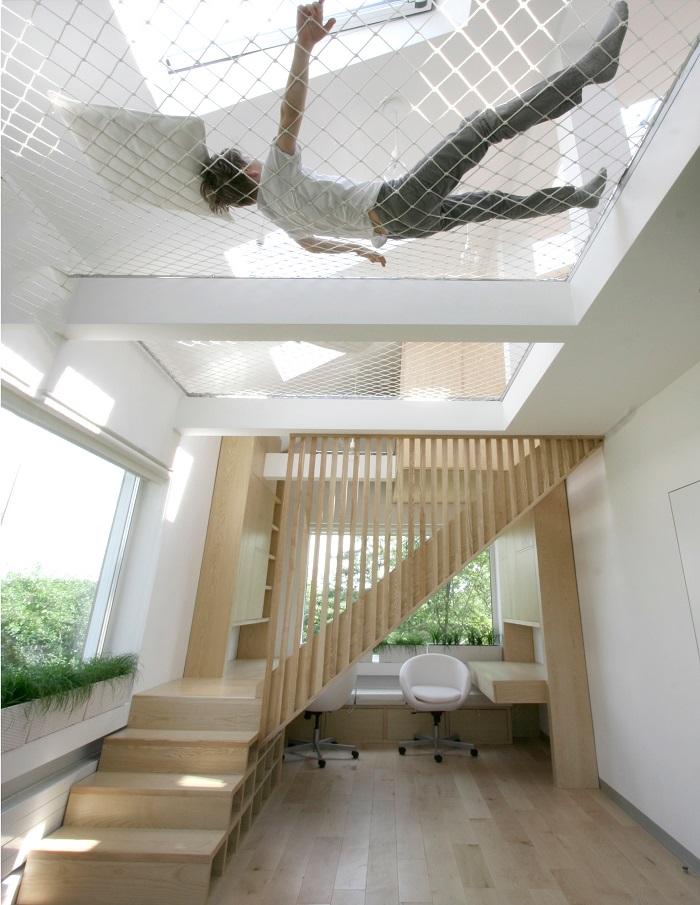 hammock floors