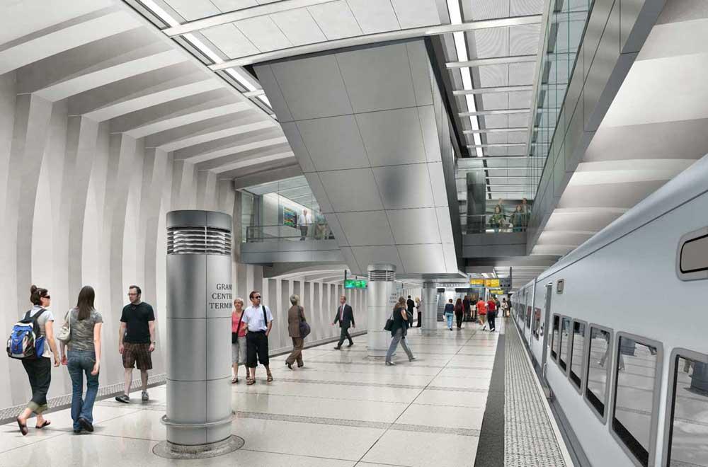 LIRR terminal 2