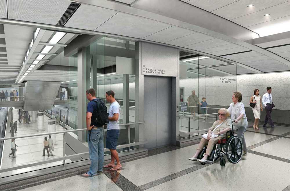 LIRR terminal 4