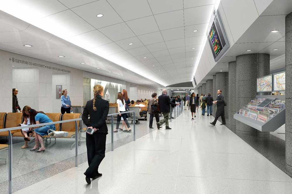 LIRR terminal